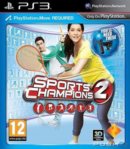 PS3 Sports Champions 2