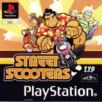 PSX PS1 Street Scooters