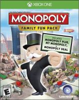 Xbox One Monopoly Family Fun Pack