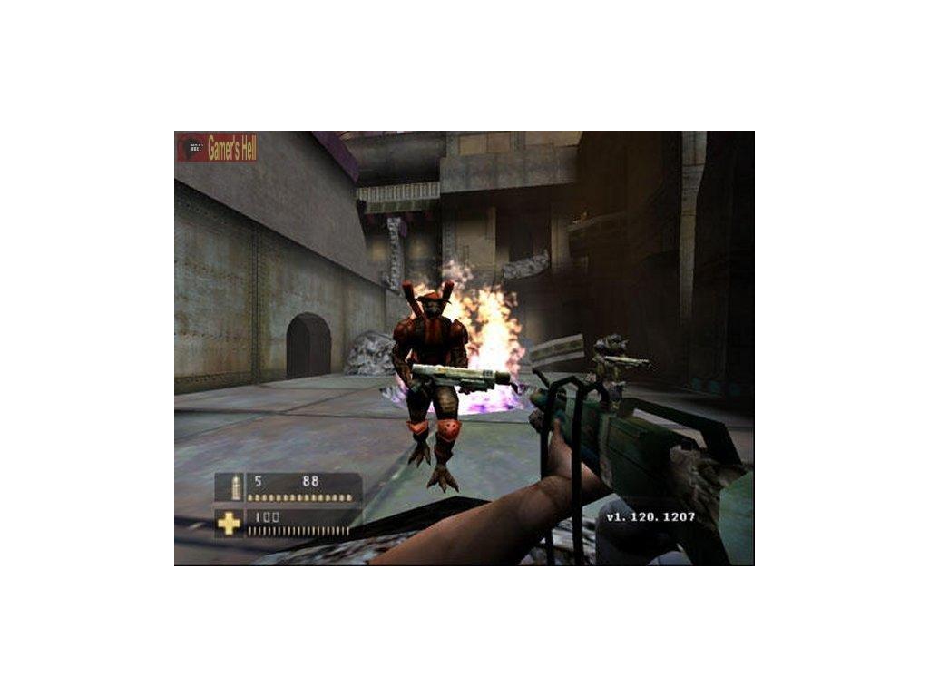 PS2 Turok: Evolution