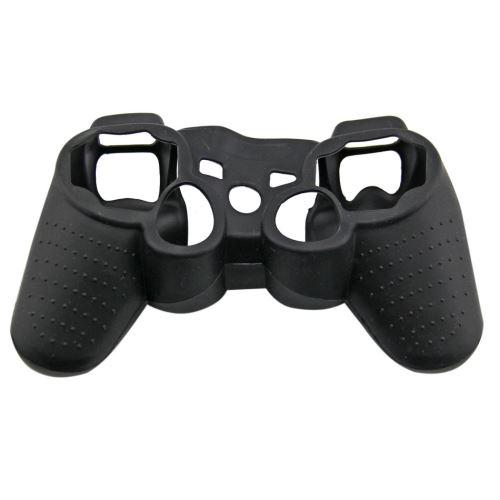 [PS3] Protišmykový Návlek na Ovládač (čierny)