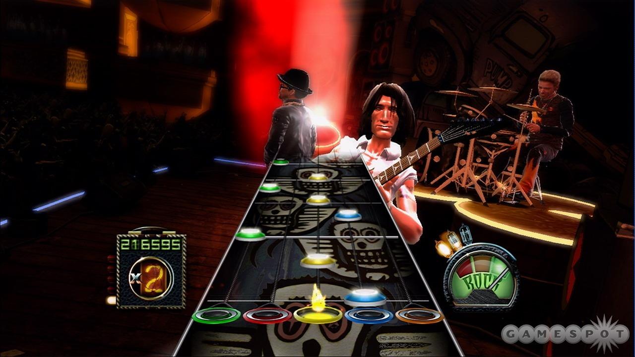 PS3 Guitar Hero Aerosmith (iba hra)
