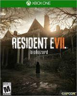 Xbox One Resident Evil 7 Biohazard (nová)