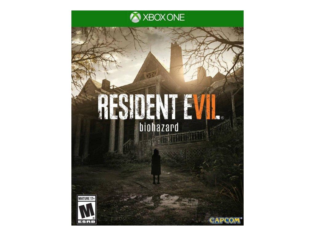 Xbox One Resident Evil 7 Biohazard
