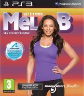PS3 Get Fit With Mel B (nová)