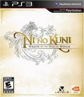 PS3 Ni No Kuni Wrath Of The White Witch (nová)