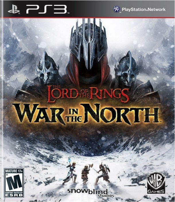 PS3 The Lord Of The Rings War In The North