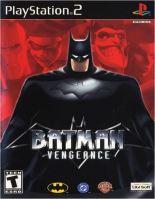 PS2 Batman: Vengeance
