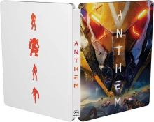 Steelbook - PS4, Xbox One Anthem