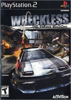 PS2 Wreckless: The Yakuza Missions