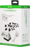 [Xbox One] Originálne nabíjacia sada - TWIN:Charge X white (nový)