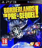 PS3 Borderlands The Pre-Sequel (nová)