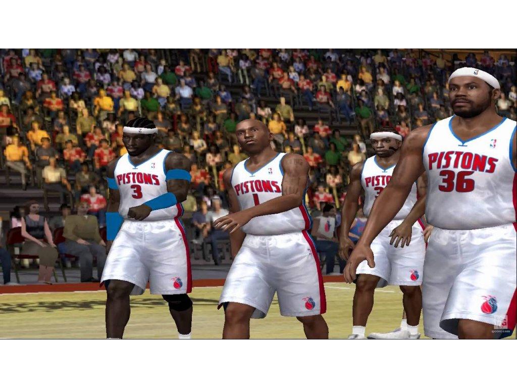 PS2 ESPN NBA 2K5