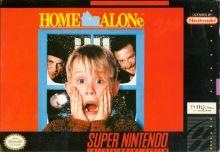 Nintendo SNES Home Alone - NTSC verzia