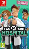 Nintendo Switch Two Point Hospital (nová)