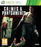 Xbox 360 Sherlock Holmes - Crimes And Punishments