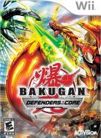 Nintendo Wii Bakugan Defenders of the Core (nová)