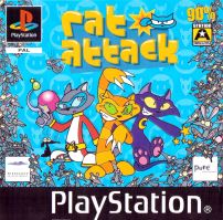 PSX PS1 Rat Attack (1755)