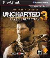 PS3 Uncharted 3 - Drakes Deception: GOTY (Edícia hra roka) (CZ) (nová)