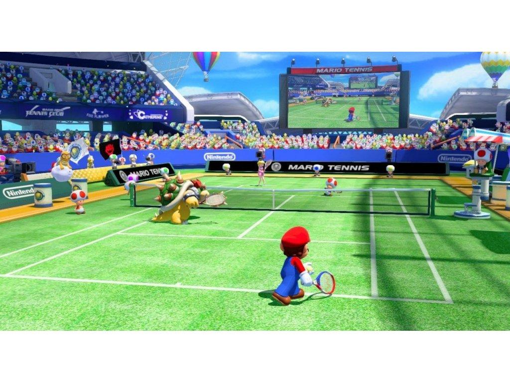 Nintendo Wii U Mario Tennis Ultra Smash