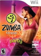 Nintendo Wii Zumba Fitness Join The Party (hra + cvičebný pás)