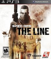 PS3 Spec Ops The Line (bez obalu)
