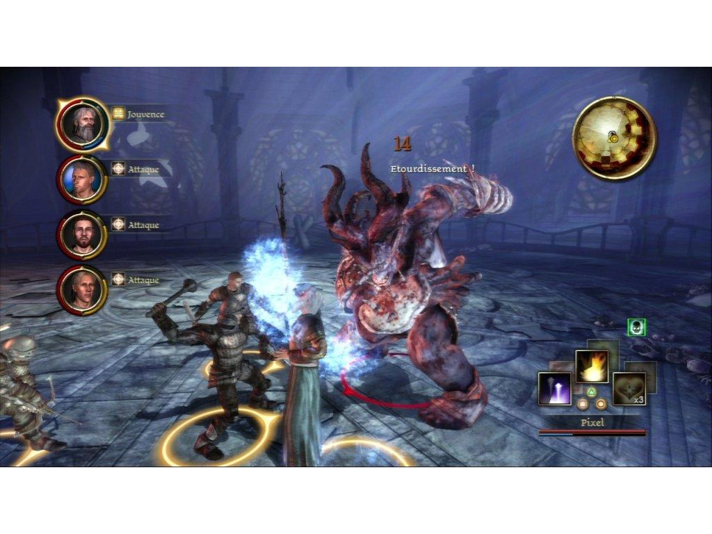 Xbox 360 Dragon Age Origins - Ultimate Edition (DE)