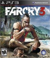 PS3 Far Cry 3 Insane Edition (estetická vada)