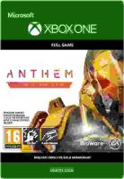 Voucher Xbox One Anthem Legion of Dawn + EA Access 1 měsíc