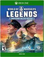 Xbox One World of Warships: Legends - Firepower Deluxe Edition (nová)