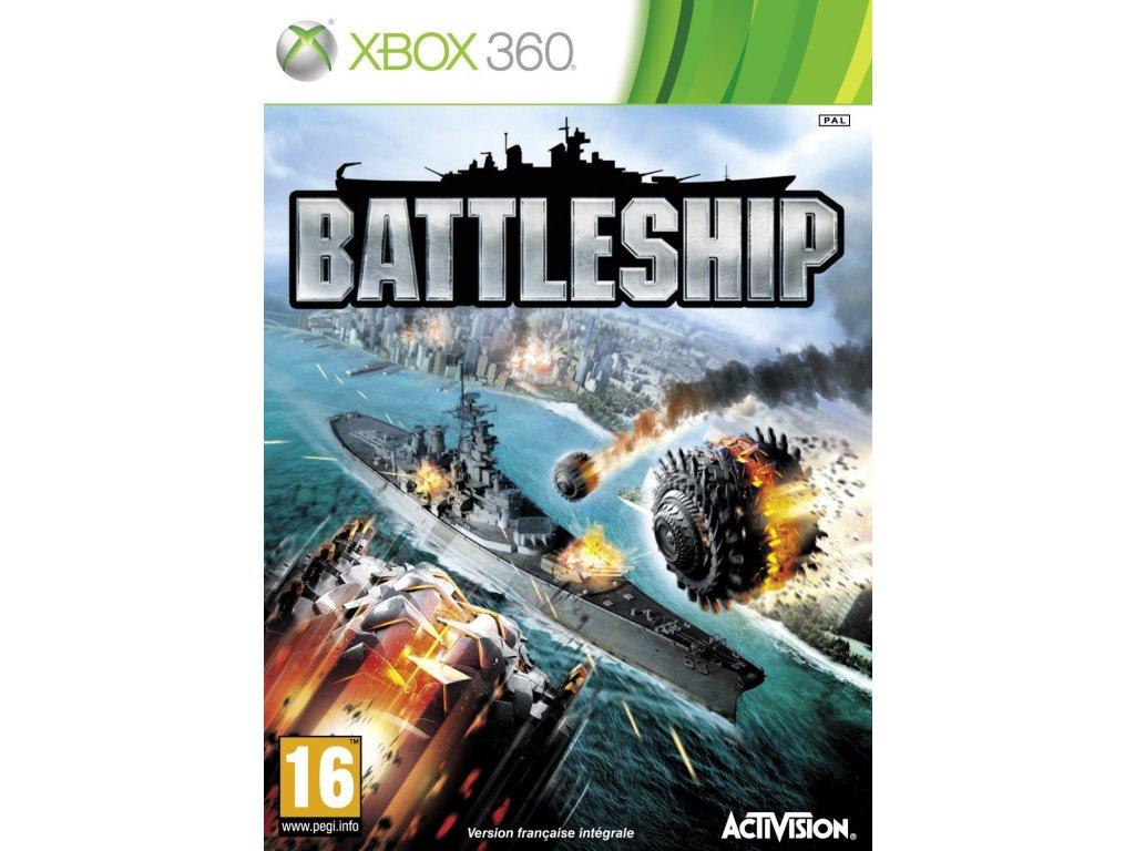 Xbox 360 Battleship