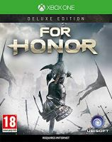 Xbox One For Honor Deluxe Edition (CZ)
