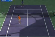 PS2 International Tennis Pro