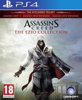 PS4 Assassins Creed The Ezio Collection (CZ)