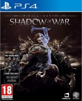 PS4 Middle Earth Shadow Of War (nová)