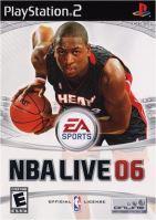 PS2 NBA Live 06 2006