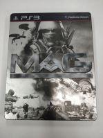 Steelbook - PS3 MAG (estetické vady)
