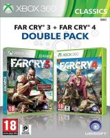 Xbox 360 Far Cry 3 + Far Cry 4 Double Pack (CZ) (nová)