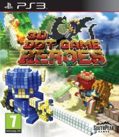 PS3 3D Dot Game Heroes