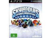 PS3 Skylanders: Spyro's Adventure (iba hra)