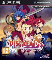 PS3 Disgaea D2: A Brighter Darkness (nová)