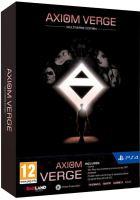 PS4 Axiom Verge Multiverse Edition (nová)