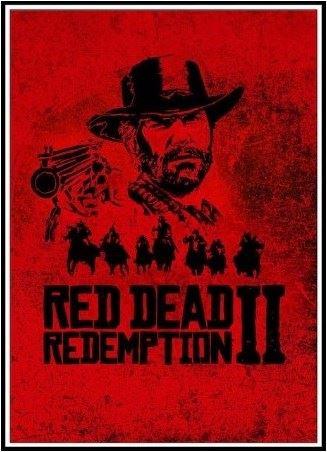 Plagát Red Dead Redemption 2 - Arthur (f) (nový)