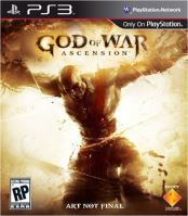 PS3 God of War - Ascension