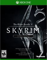 Xbox One Skyrim - Special Edition