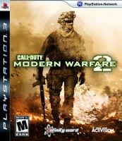 PS3 Call Of Duty Modern Warfare 2 (nová)