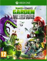 Xbox One Plants vs Zombies Garden Warfare (nová)