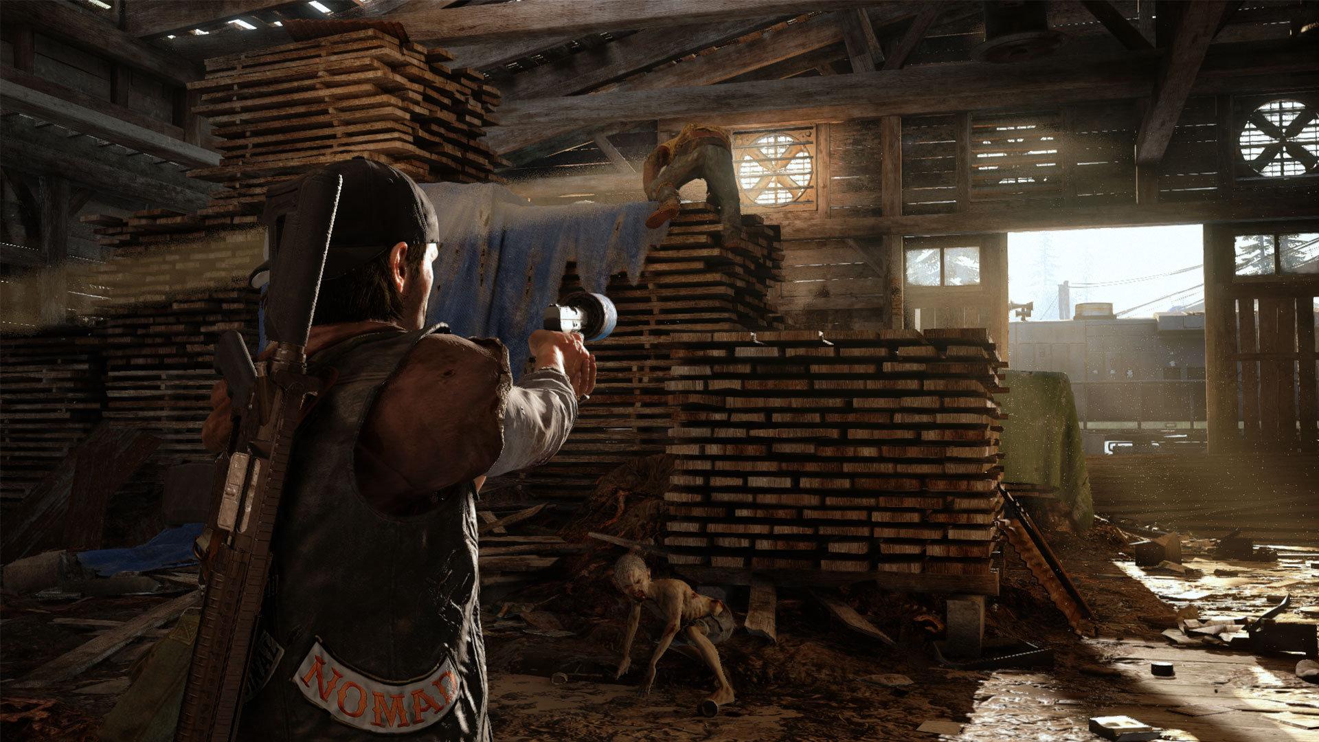 PS4 Days Gone (nová) (CZ)