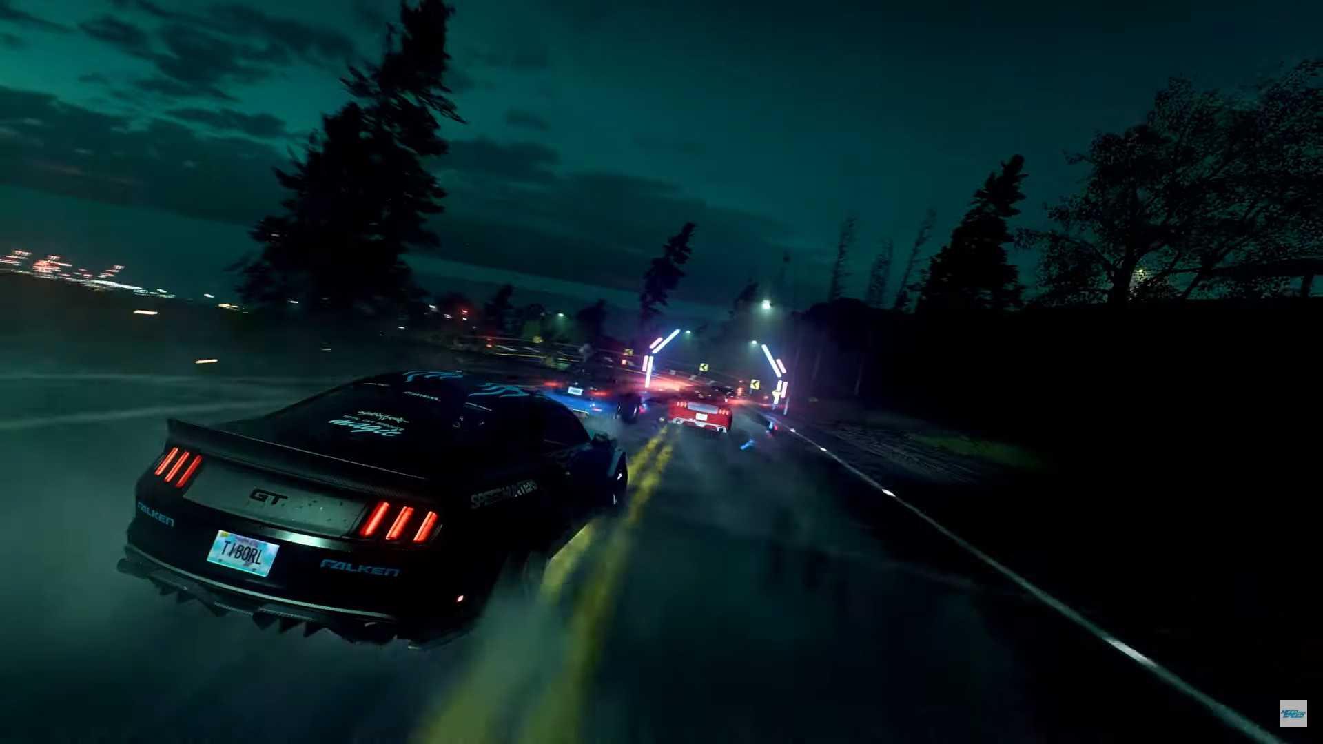 PS4 NFS Need For Speed Heat (nová)