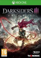 Xbox One Darksiders 3 (nová)